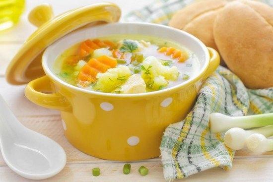 Диета 5 Стол Супы Из Цветной Капусты. Рецепты овощных супов для диетического стола 5